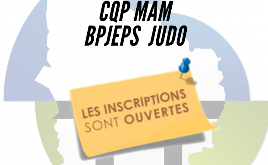 FORMATION CQP - BPJEPS 2020/2021