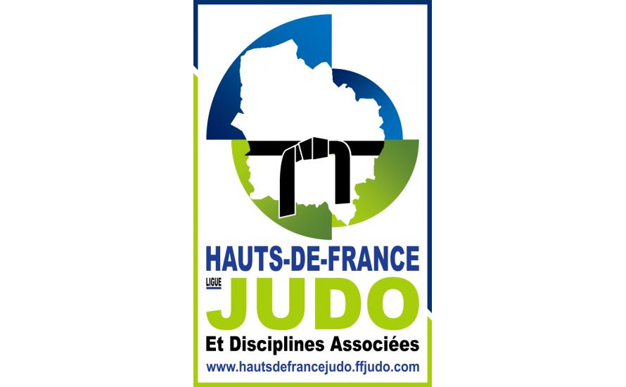 Logo du HAUTS-DE-FRANCE JUDO